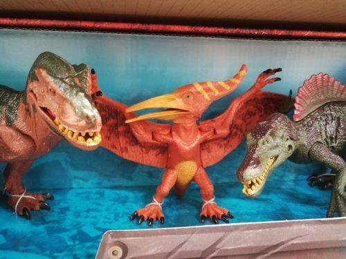 コストコ 恐竜 6体 ぬいぐるみ