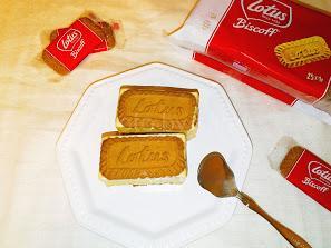 ロータスクッキー キャラメルアイス レシピ
