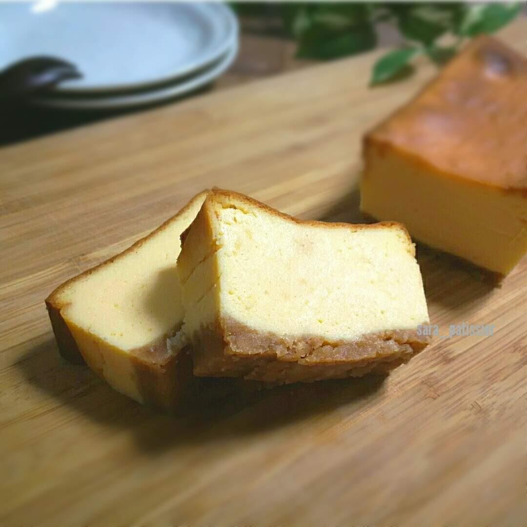 ニューヨークチーズケーキ レシピ パウンド型