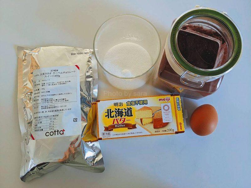 フォンダンショコラ マフィン型 レシピ 簡単 バレンタイン