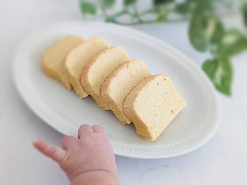 パウンド型 ふわふわ 簡単台湾カステラ レシピ