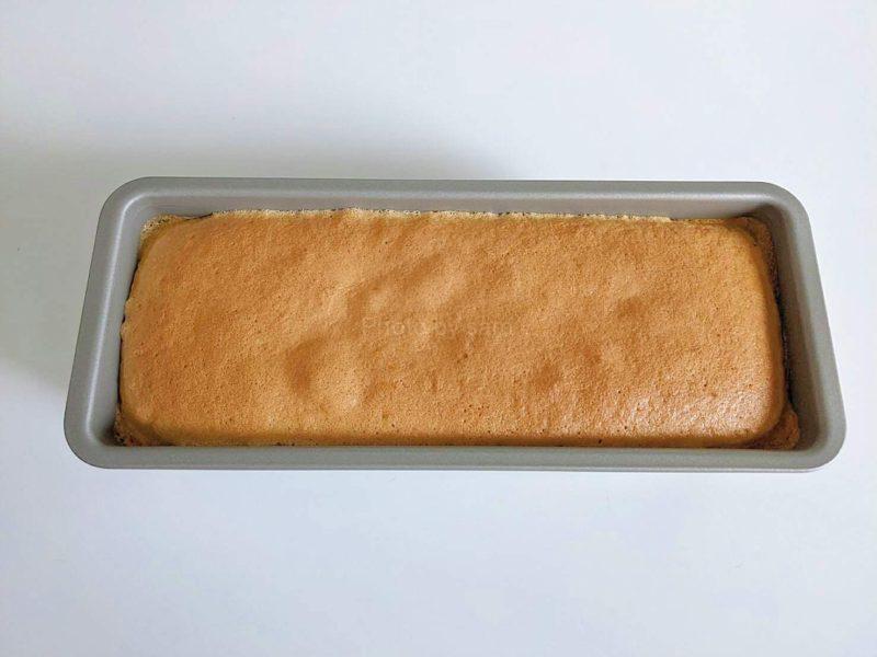 プリンケーキ 作り方 簡単レシピ パウンド型