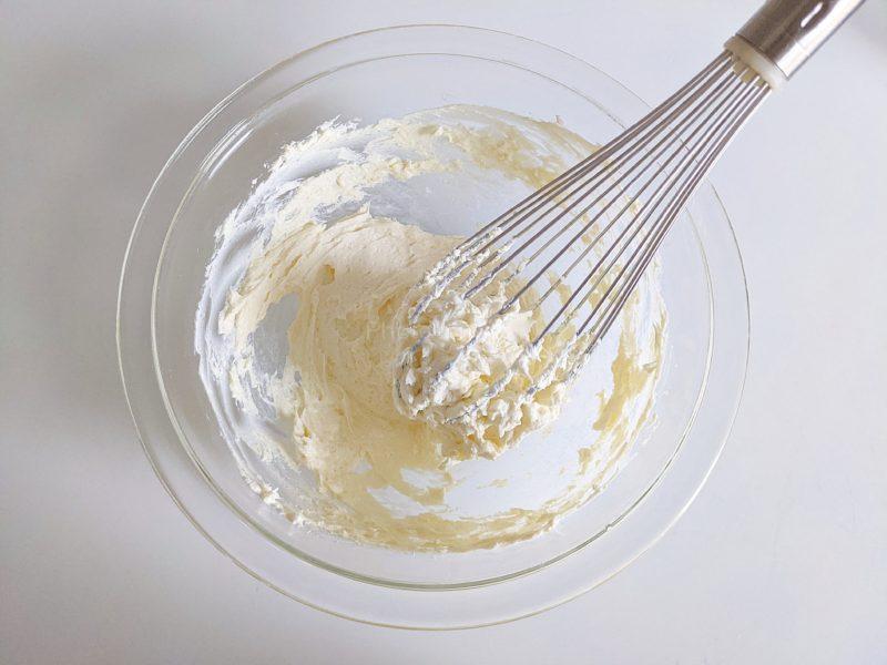 ブルーベリーレアチーズケーキ レシピ 簡単 パウンド型