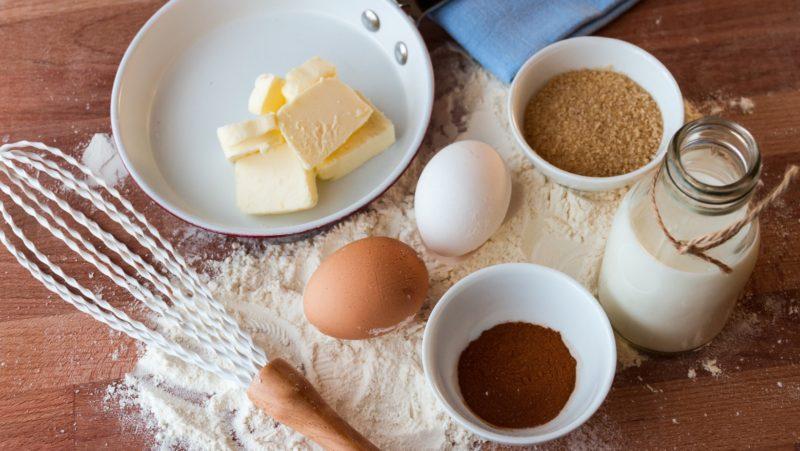 saraのおやつノート レシピ