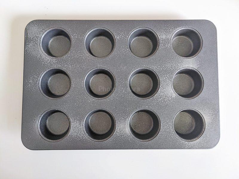 マフィン型 マリトッツォ ブリオッシュ 簡単レシピ アレンジ